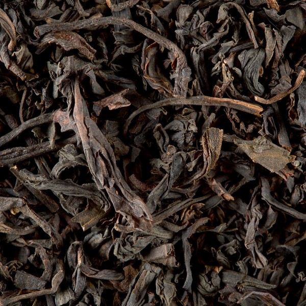 Black tea - Mûre sauvage