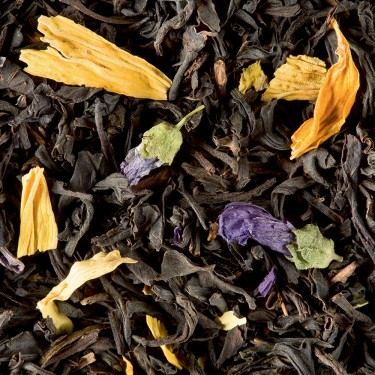 Thé Noir - Mélange Mystérieux