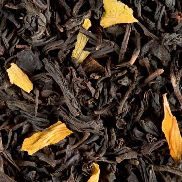 Black tea - Charlotte au chocolat