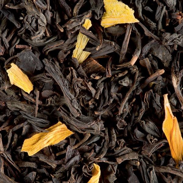 Thé Noir - Charlotte au chocolat