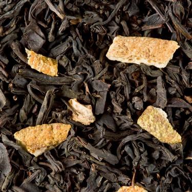 Thé Noir - Citron Vert