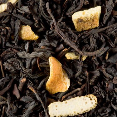 Black tea - Agrumes