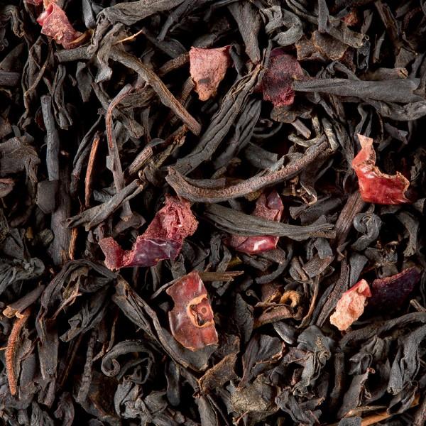 Black tea - 4, 5, 6 , cueillir des cerises