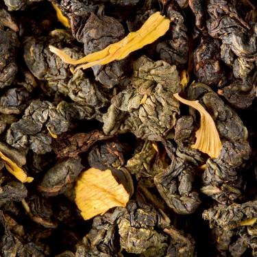 Oolong tea - Oolong Caramel au Beurre salé