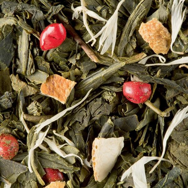 Green tea - Thé de la Cathédrale