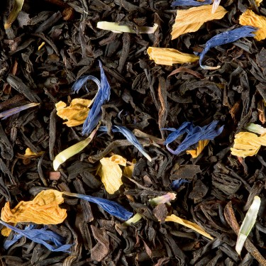 Black tea - Earl Grey Fleurs