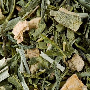 Green tea - Fidji vert