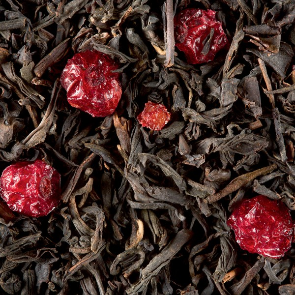 Black tea - Trois Fruits Noirs