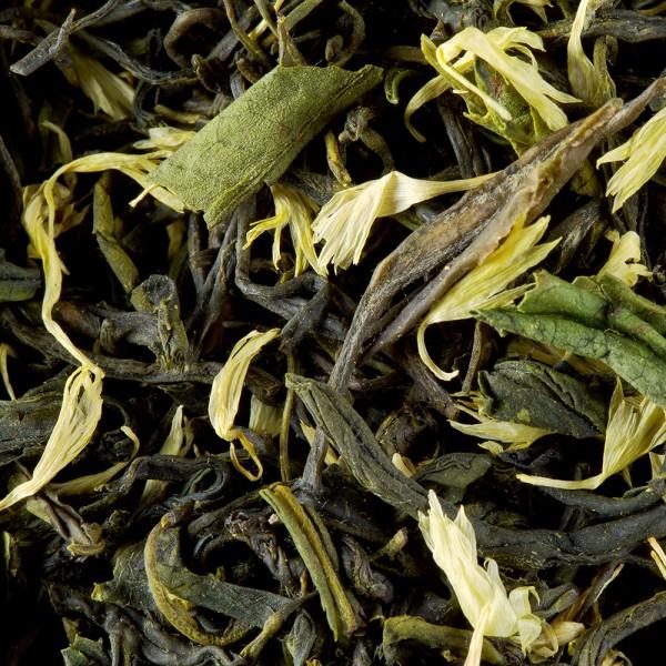 Green tea - Earl Grey Vert Primeur 2017
