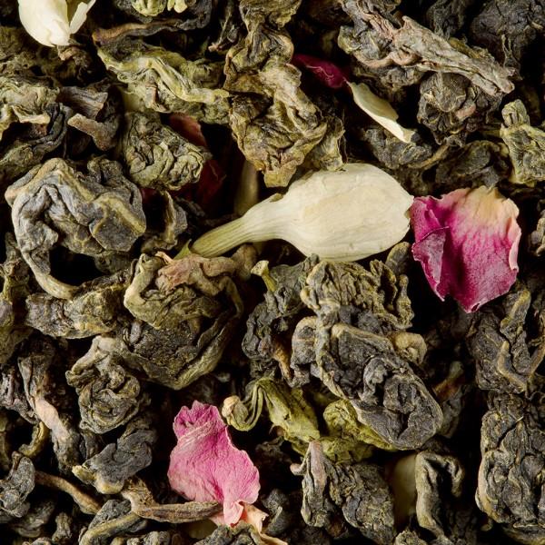 Oolong tea - Jardin du Luxembourg