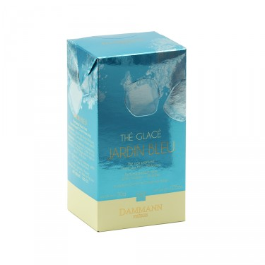 Jardin Bleu' - 6 sachets for iced tea infusion