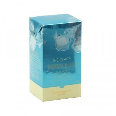 Thé glacé jardin bleu - Boîte de 6 sachets
