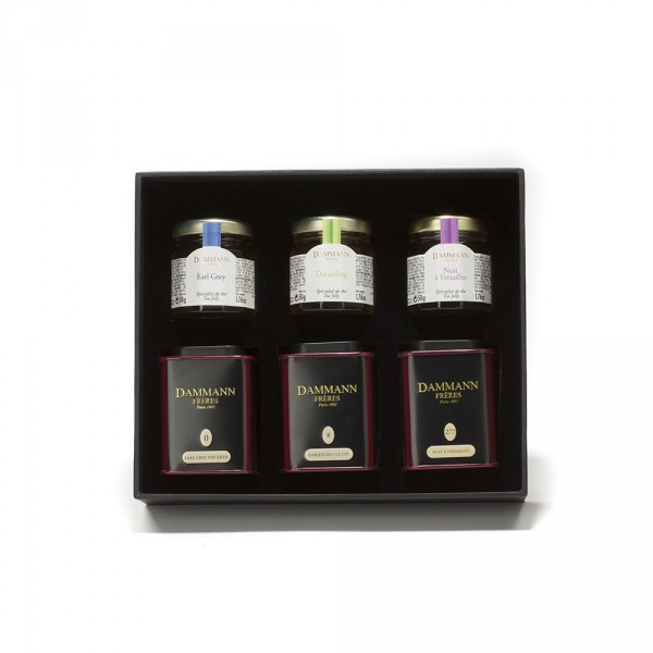 """DÉLICES"" GIFT SET"