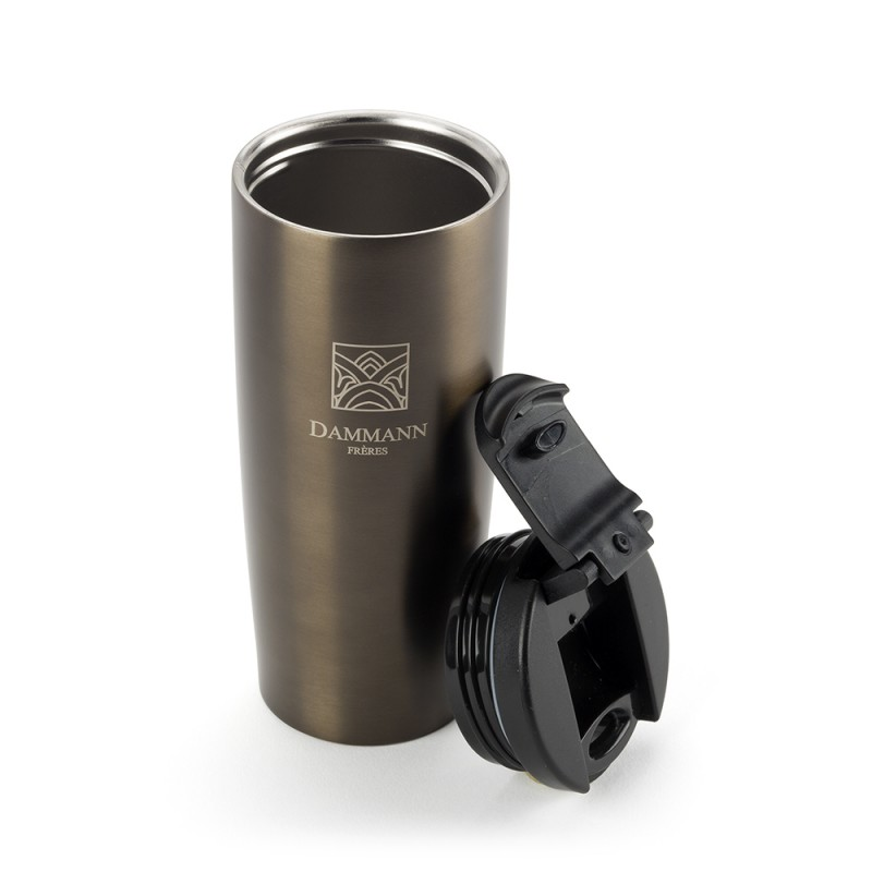 nomade mug de voyage isotherme bronze dammann fr res. Black Bedroom Furniture Sets. Home Design Ideas