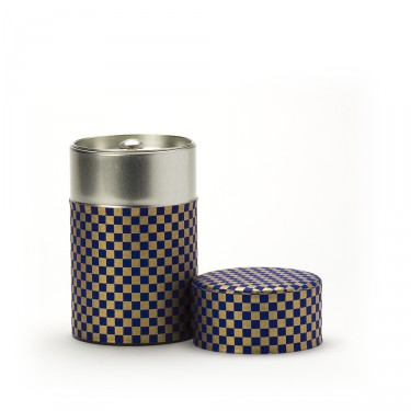 """DAMIER"", WASHI PAPER TEA BOX 100 G"