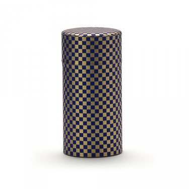 """DAMIER"", WASHI PAPER TEA BOX 150 G"