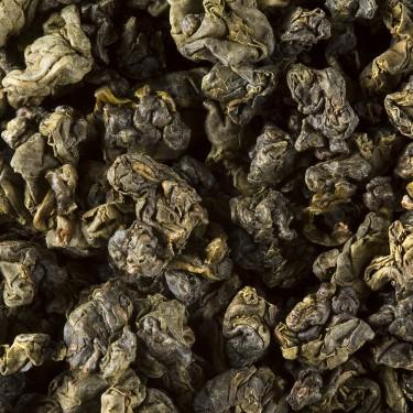 Tea from New-Zealand - MAORI GREEN OOLONG