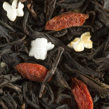 Black tea - GRANOLA D'HIVER