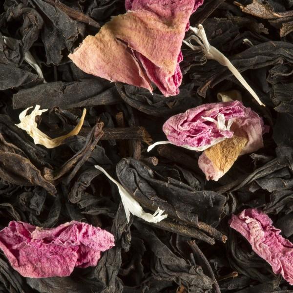 BLACK TEA - FLANERIE À PARIS