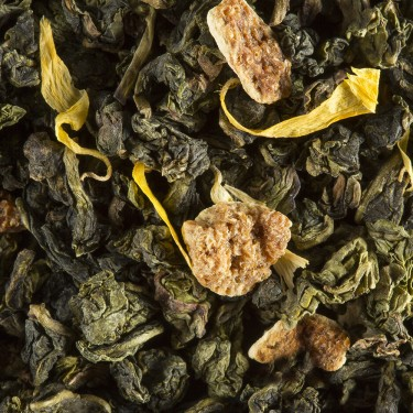 Oolong tea - OOLONG CITRONS