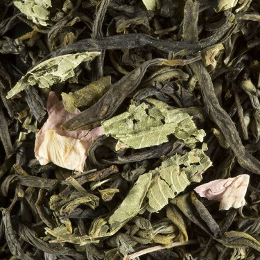 GREEN TEA - PÊCHE VERVEINE