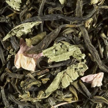 GREEN TEA - PÊCHE VERVEINE