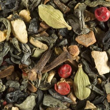 GREEN TEA - VERT CHAÏ