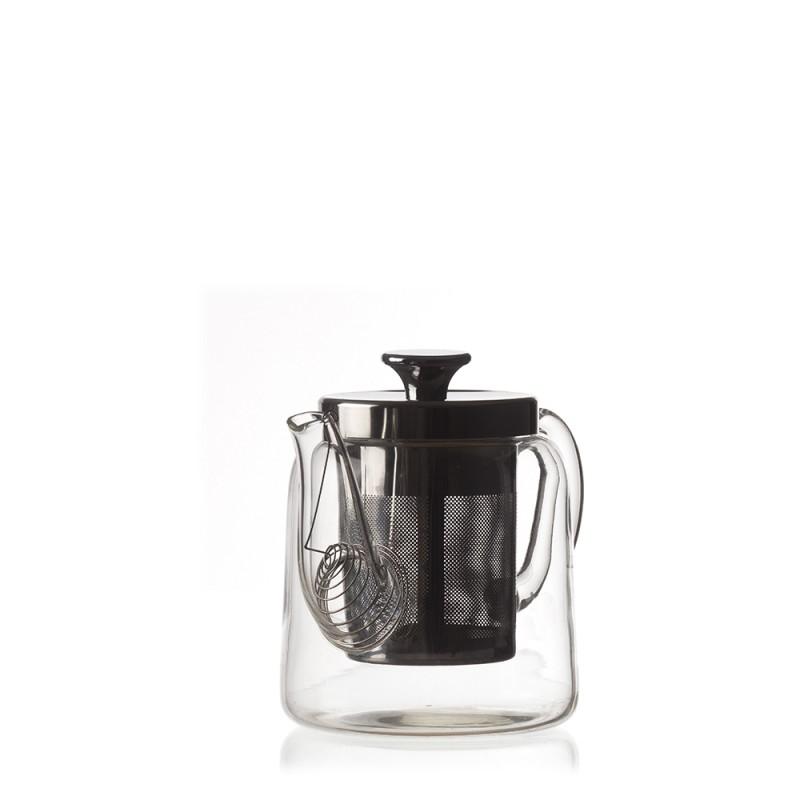 bengale theiere en verre 500 ml dammann fr res