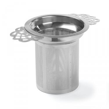 Dentelle' Stainless steel filter for teapot