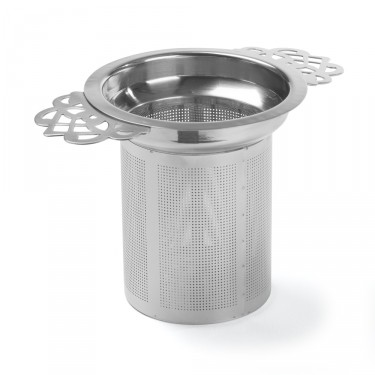 Dentelle' Stainless steel filter for teapot
