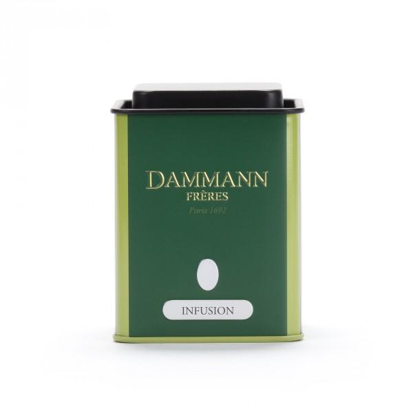 boîte vide Dammann - Tisane