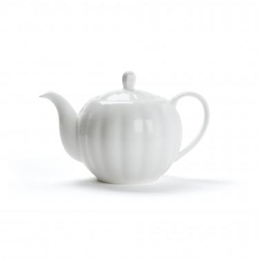 Théière porcelaine - CHÂTELET 0.45 L - Blanche