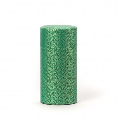 RIDO, boîte à thé papier washi vert 150G