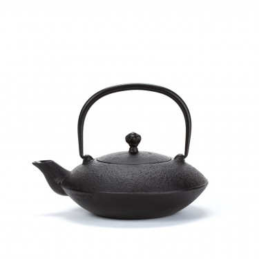 Chinese cast iron teapot - LIMING 0.30L - Black