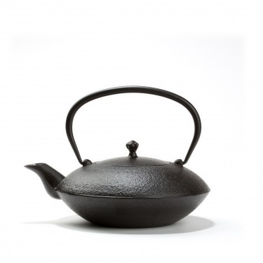 Chinese cast iron teapot - LIMING 0.7L - Black