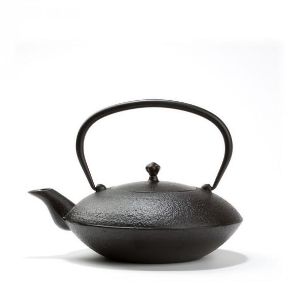 Chinese cast iron teapot - LIMING 0.7L - Black