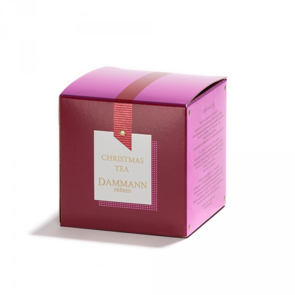 Christmas Tea, box of 25 Cristal® sachets