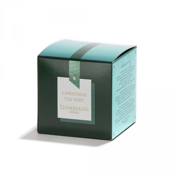 Christmas Tea Vert, 25 sachets Cristal®