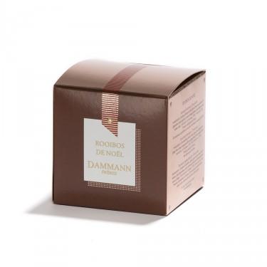 Rooibos De Noël', box of 25 Cristal® sachets