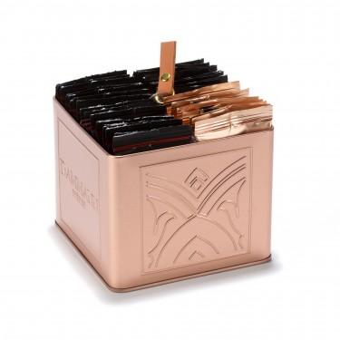 """Coffret """"Séduction"""" - présentoir de 32 sachets de thés"""