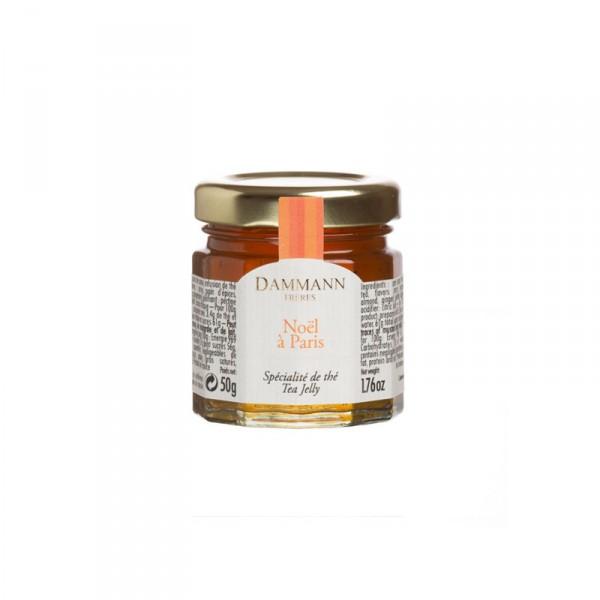 Noël à Paris' tea jelly in mini jar