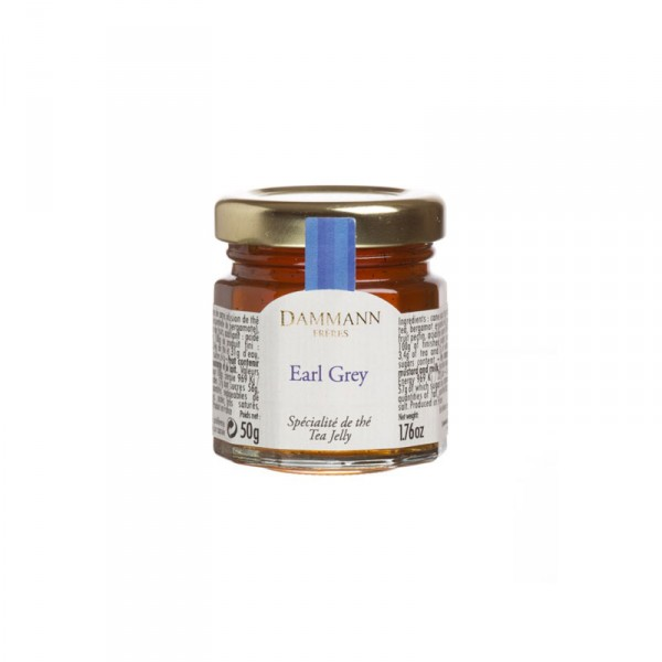 ''Earl Grey'' gourmet spread in mini jar