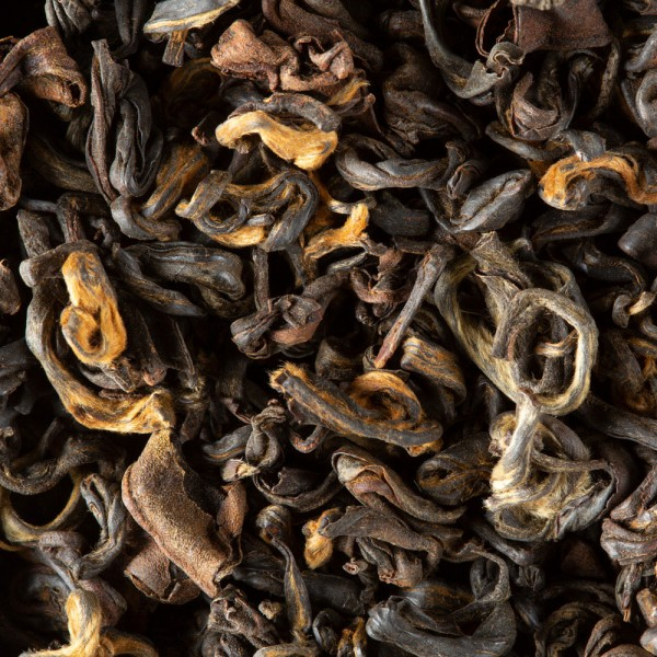 Tea from India - DARJEELING PHUGURI RUBY PEARL