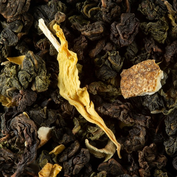 Oolong tea - OOLONG EXOTIC