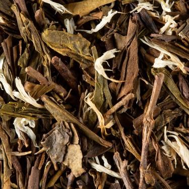 Green tea - HOUJICHA POIRE VANILLE