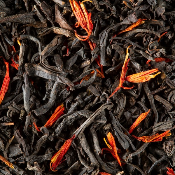 Black tea - Fruit de la Passion