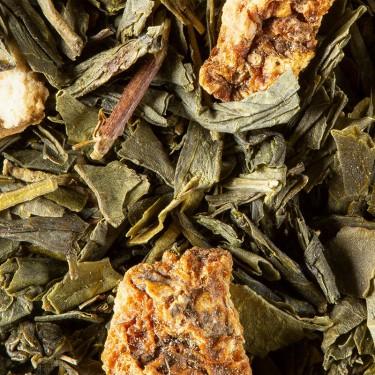 Green tea - Thé des Divas