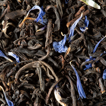 Black tea - Mangoustan