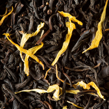 Thé Noir - Abricot Toscane
