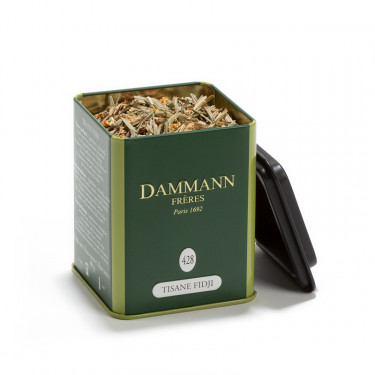 Tisane Fidji', box of 80 g